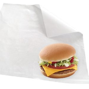Burger Wrapper paper